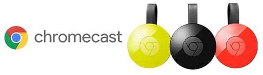 Chromecastでdtvを見る場合
