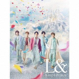 キンプリセカンドアルバム L& [CD+DVD+フォトブック]<初回限定盤A>