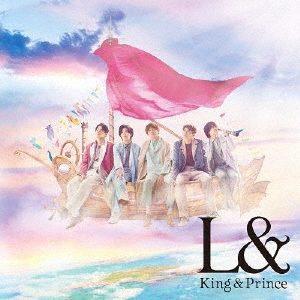 キンプリセカンドアルバム L& [CD+DVD+フォトブックレット in LA]<初回限定盤B>